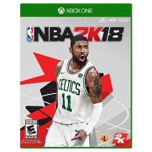 NBA 2K18 (Usado) - Xbox One