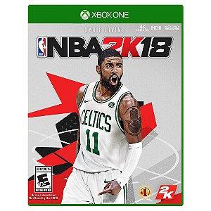 NBA 2K18 (Usado) - Xbox One