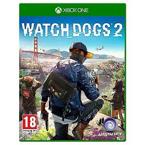 Watch Dogs 2 (Usado) - Xbox One