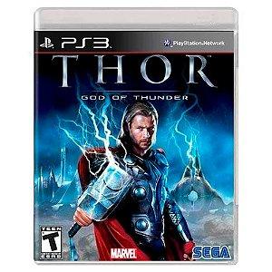 Thor: God of Thunder (Usado) - PS3