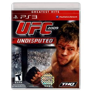 UFC 2009 Undisputed (Usado) - PS3
