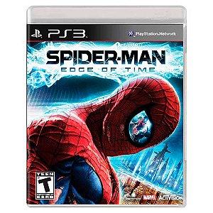 Spider-Man: Edge of Time (Usado) - PS3