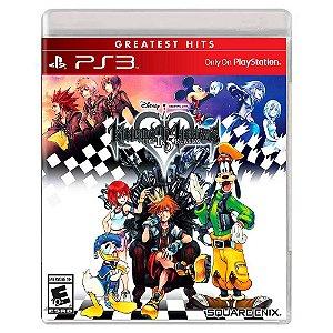 Kingdom Hearts HD 1.5 Remix (Usado) - PS3