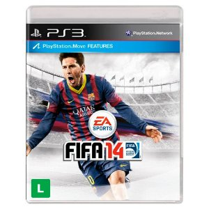 Fifa 14 (Usado) - PS3