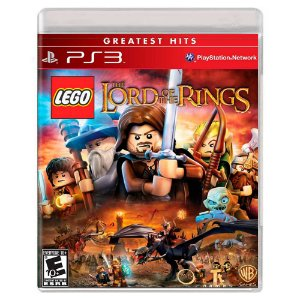 Lego The Lord of the Rings (Usado) - PS3