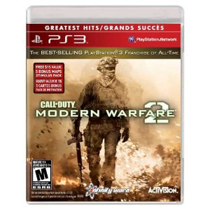 Call of Duty: Modern Warfare 2 (Usado) - PS3