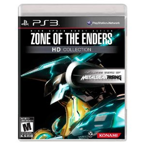 Zone of the Enders HD Collection (Usado) - PS3