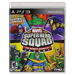 Marvel Super Hero Squad: The Infinity Gauntlet (Usado) - PS3