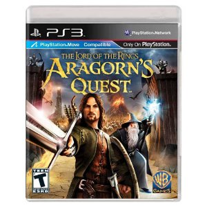 The Lord of the Rings: Aragorn's Quest (Usado) - PS3