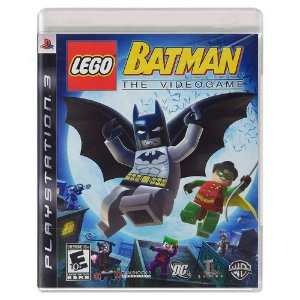 Lego Batman: The Videogame (Usado) - PS3