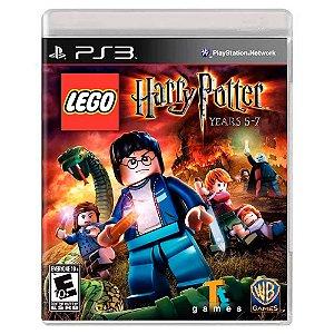 Lego Harry Potter: Years 5-7 (Usado) - PS3
