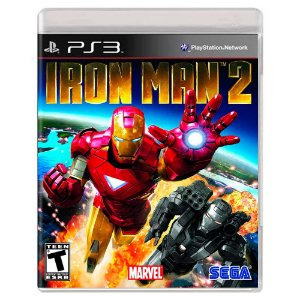 Iron Man 2 (Usado) - PS3
