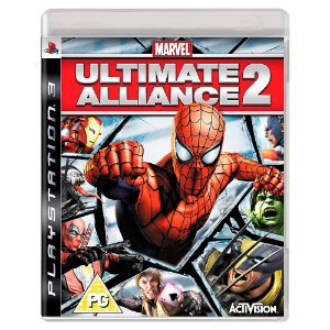 Marvel Ultimate Alliance 2 (Usado) - PS3