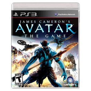 James Cameron's Avatar: The Game (Usado) - PS3