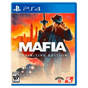 Mafia: Definitive Edition (Pré-Venda) - PS4