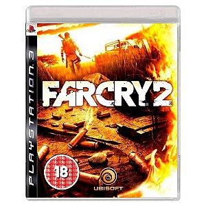 Far Cry 2 (Usado) - PS3