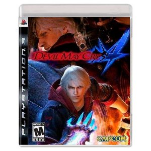 Devil May Cry 4 (Usado) - PS3