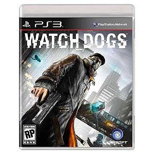 Watch Dogs (Usado) - PS3
