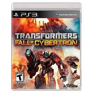 Transformers: Fall of Cybertron (Usado) - PS3