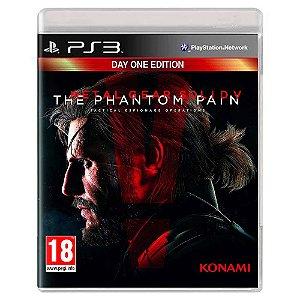Metal Gear Solid V: The Phantom Pain (Usado) - PS3