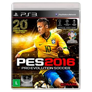 Pro Evolution Soccer 2016 (Usado) - PS3
