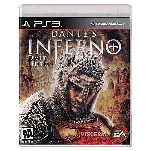 Dante's Inferno (Usado) - PS3