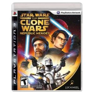 Star Wars The Clone Wars: Republic Heroes (Usado) - PS3