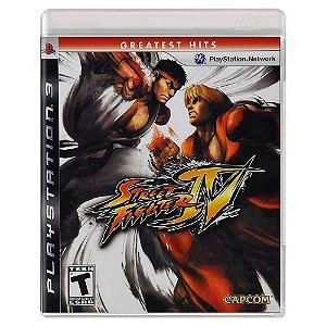 Street Fighter IV (Usado) - PS3