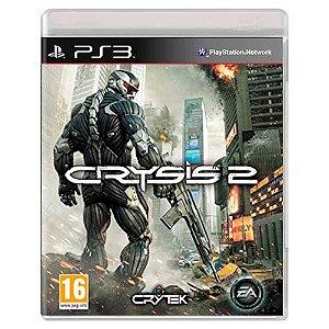 Crysis 2 (Usado) - PS3