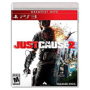 Just Cause 2 (Usado) - PS3
