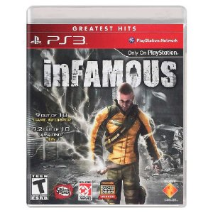 Infamous (Usado) - PS3