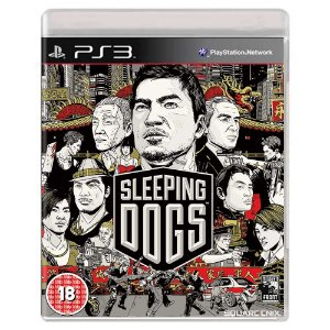 Sleeping Dogs (Usado) - PS3