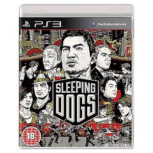Sleeping Dogs (Usado) - PS3