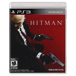 Hitman: Absolution (Usado) - PS3