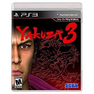 Yakuza 3 (Usado) - PS3