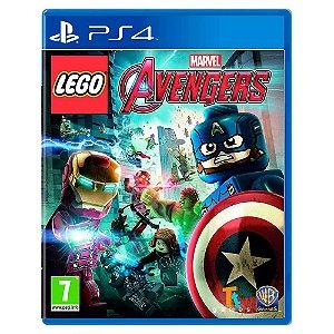 Lego Marvel Vingadores (Usado) - PS4