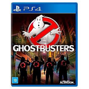 Ghostbusters (Usado) - PS4