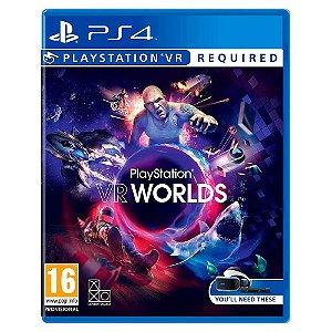 PlayStation VR Worlds (Usado) - PS4