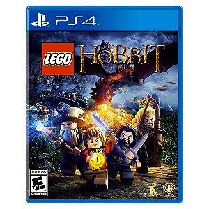 Lego O Hobbit (Usado) - PS4