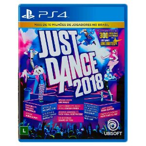 Just Dance 2018 (Usado) - PS4