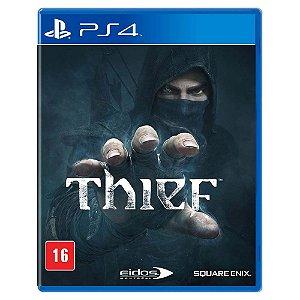 Thief (Usado) - PS4