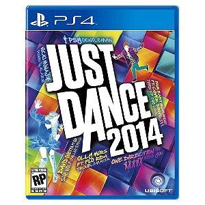 Just Dance 2014 (Usado) - PS4