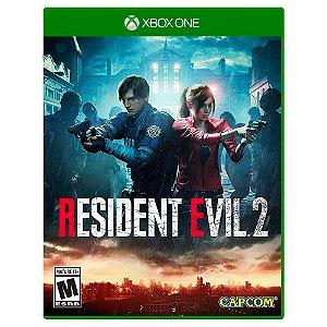 Resident Evil 2 (Usado) - Xbox One