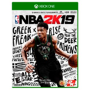 NBA 2K19 (Usado) - Xbox One