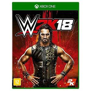 WWE 2K18 (Usado) - Xbox One