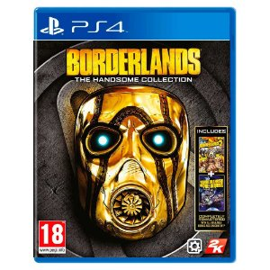 Borderlands: The Handsome Collection (Usado) - PS4