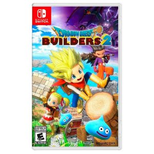 Dragon Quest Builders 2 (Usado) - Switch