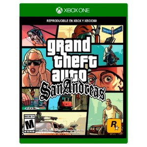Grand Theft Auto San Andreas (Usado) - Xbox One