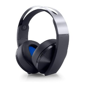 PlayStation Platinum Wireless Headset 7.1 (Usado) - PS4
