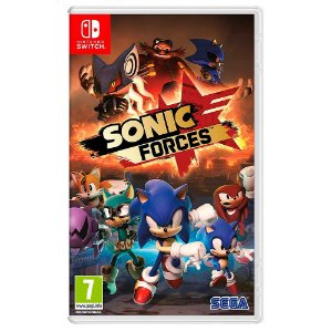 Sonic Forces (Usado) - Switch